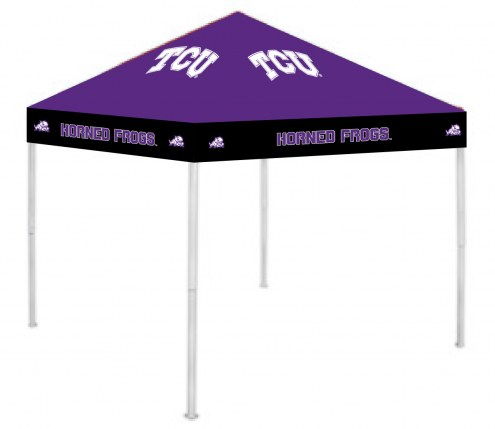 Texas Christian Horned Frogs 9' x 9' Tailgating Canopy