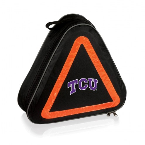 Texas Christian Horned Frogs Roadside Emergency Kit