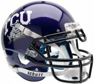 Texas Christian Horned Frogs Schutt XP Authentic Full Size Football Helmet