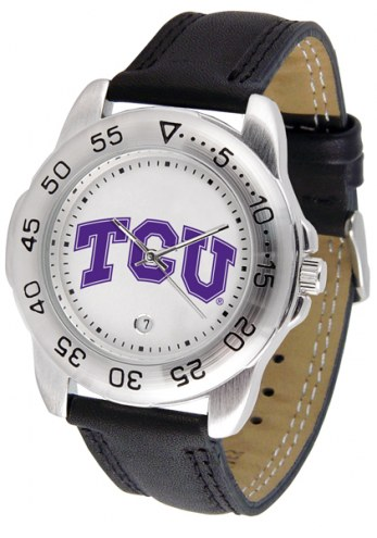 Texas Christian Horned Frogs Sport Men's Watch