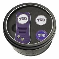 Texas Christian Horned Frogs Switchfix Golf Divot Tool & Ball Markers