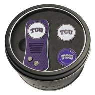 Texas Christian Horned Frogs Switchfix Golf Divot Tool & Ball Markers