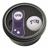 Texas Christian Horned Frogs Switchfix Golf Divot Tool & Ball