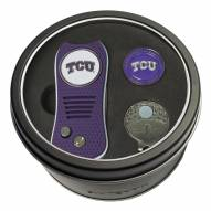 Texas Christian Horned Frogs Switchfix Golf Divot Tool, Hat Clip, & Ball Marker