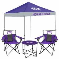 Texas Christian Horned Frogs Tailgate Bundle