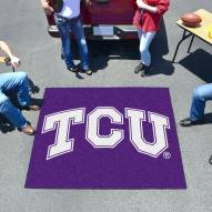 Texas Christian Horned Frogs Tailgate Mat
