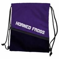 Texas Christian Horned Frogs Tilt Backsack