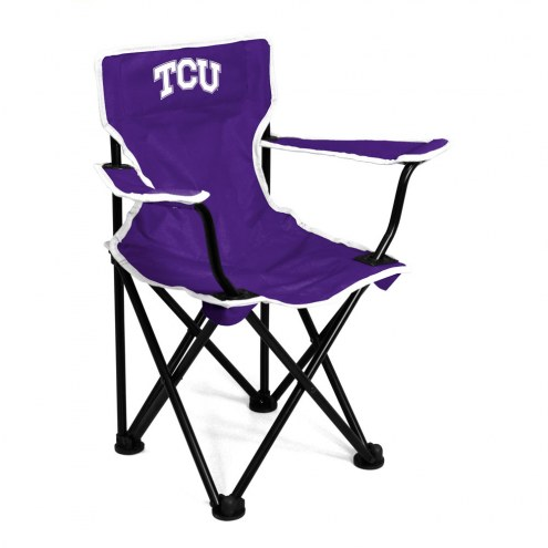 Texas Christian Horned Frogs Toddler Folding Chair