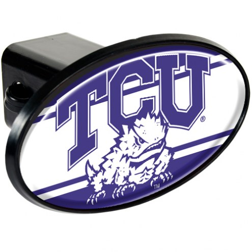 Texas Christian Horned Frogs Trailer Hitch Cover