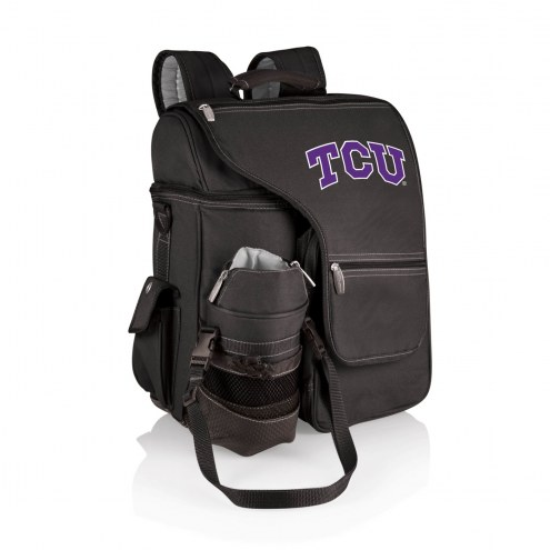 Texas Christian Horned Frogs Turismo Insulated Backpack