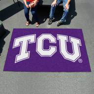 Texas Christian Horned Frogs Ulti-Mat Area Rug