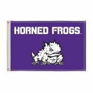 Texas Christian Horned Frogs 2' x 3' Flag