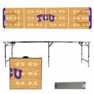 Texas Christian Horned Frogs Victory Folding Tailgate Table
