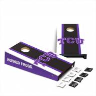 Texas Christian Horned Frogs Mini Cornhole Set