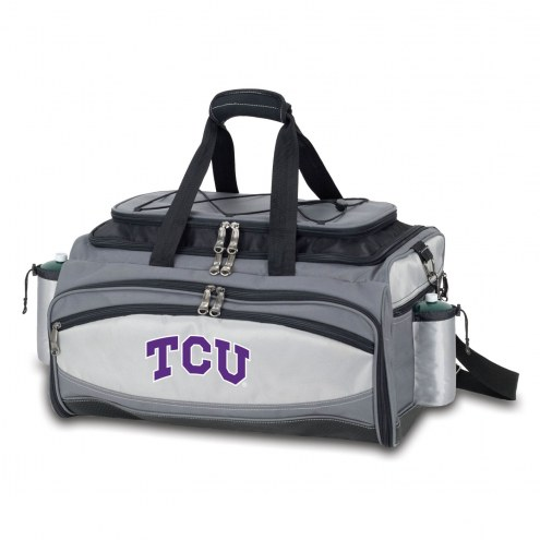 Texas Christian Horned Frogs Vulcan Cooler & Propane Grill