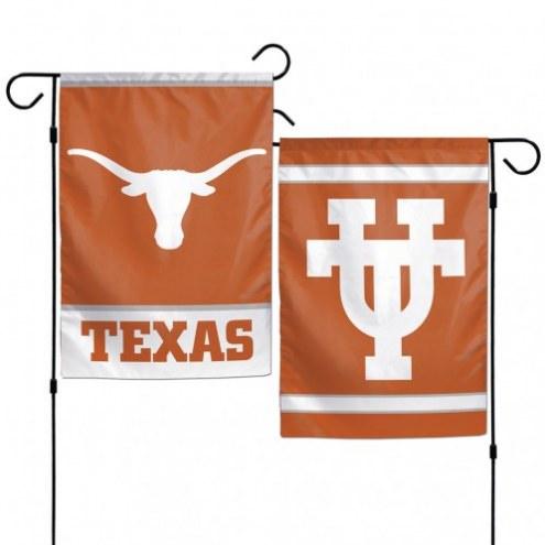 "Texas Longhorns 11"" x 15"" Garden Flag"