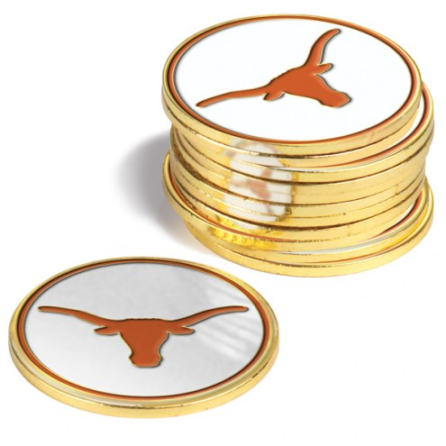 Texas Longhorns 12-Pack Golf Ball Markers