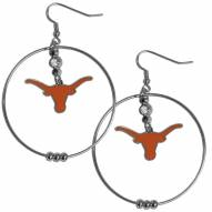 "Texas Longhorns 2"" Hoop Earrings"