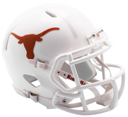 Texas Longhorns Riddell Speed Mini Collectible Football Helmet