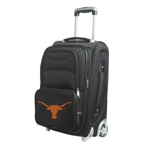 "Texas Longhorns 21"" Carry-On Luggage"