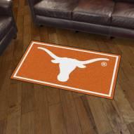 Texas Longhorns 3' x 5' Area Rug
