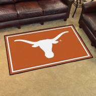 Texas Longhorns 4' x 6' Area Rug