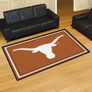 Texas Longhorns 5' x 8' Area Rug