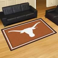 Texas Longhorns 5' x 8' Area Rug