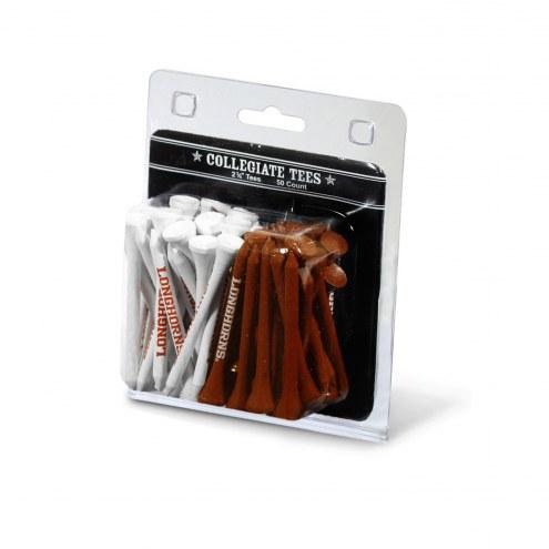 Texas Longhorns 50 Golf Tee Pack