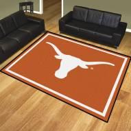Texas Longhorns 8' x 10' Area Rug