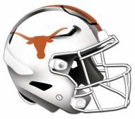 Texas Longhorns Authentic Helmet Cutout Sign
