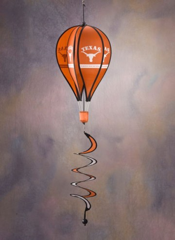 Texas Longhorns Balloon Wind Spinner
