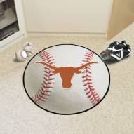 Texas Longhorns Baseball Rug