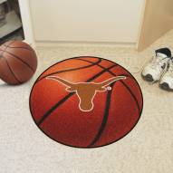 Texas Longhorns Basketball Mat