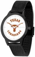 Texas Longhorns Black Mesh Statement Watch