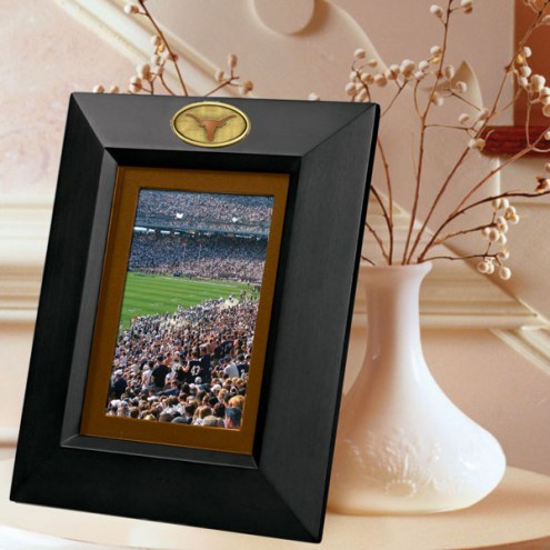 Texas Longhorns Black Picture Frame