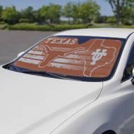 Texas Longhorns Car Sun Shade