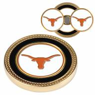 Texas Longhorns Challenge Coin with 2 Ball Markers