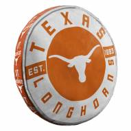 Texas Longhorns Cloud Travel Pillow