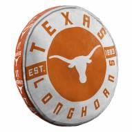 Texas Longhorns Cloud Travel Pillow