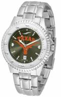 Texas Longhorns Competitor Steel AnoChrome Men's Watch