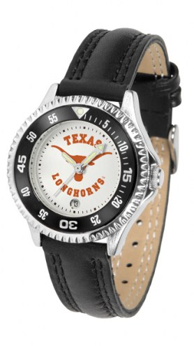 Texas Longhorns Competitor Women's Watch