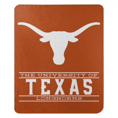 Texas Longhorns Control Fleece Blanket