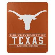 Texas Longhorns Control Fleece Blanket