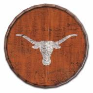"Texas Longhorns Cracked Color 16"" Barrel Top"
