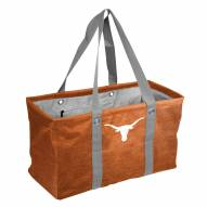 Texas Longhorns Crosshatch Picnic Caddy