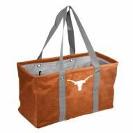 Texas Longhorns Crosshatch Picnic Caddy