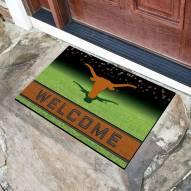 Texas Longhorns Crumb Rubber Door Mat