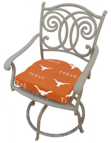 Texas Longhorns D Chair Cushion