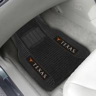 Texas Longhorns Deluxe Car Floor Mat Set